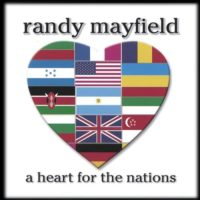 Randy Mayfield CD A Heart for the Nations